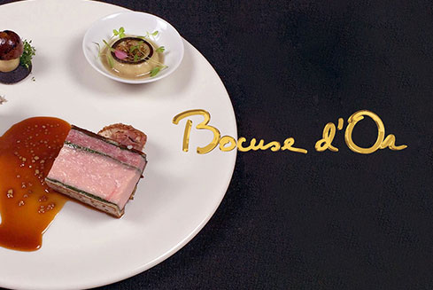 Bocuse d ' Or with Snake River Farms